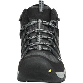 Keen Oakridge Mid WP Shoes Herren magnet/gargoyle